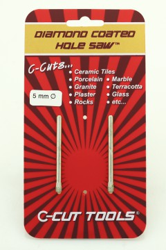 5mm DCHS Hole Saw/ Drill Bit